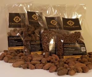 ChocoRino Amazonia Kakaóbab Csomag