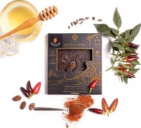 Mézes Csoki ChocoRino 75 % CHILI (Lánchíd)
