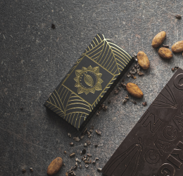 MINIBOX - Mézes Csoki gyógynövényekkel 75 %