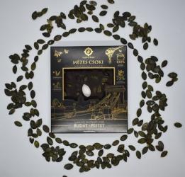 Mézes Csoki - ChocoRino Tökmag 75 %